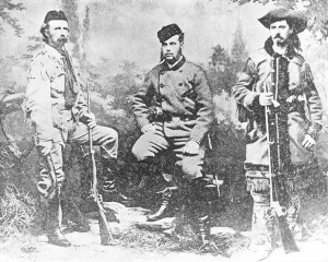 Custer, Buffalo Bill and the Grand Duke